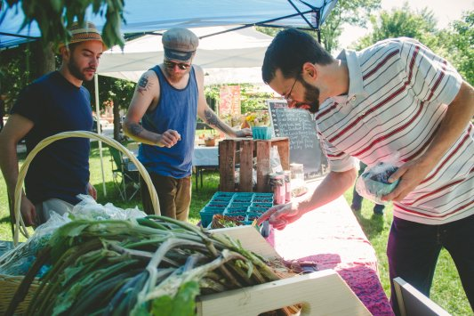Foragers Co-op. Photo: Ali & Paul Co.