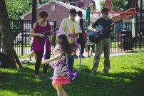 Kid's Day! Photo: Ali & Paul Co.